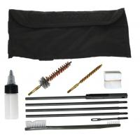 Gun Cleaning Kit for M4/M16, MOLLE, Black