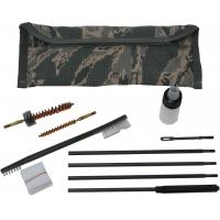 Gun Cleaning Kit for M4/M16, MOLLE, Hook & Loop, ABU