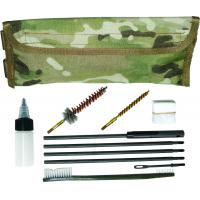 Gun Cleaning Kit for M4/M16, MOLLE, Multicam