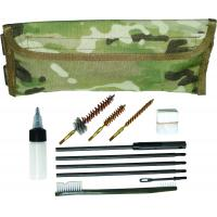 Gun Cleaning Kit for 9mm & M4/M16, MOLLE, Multicam