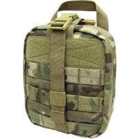 EMT Pouch, Quick access rip-away, Multicam