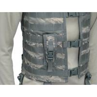 9mm, Ammo Pouch, Holds 1 clip, MOLLE, ABU