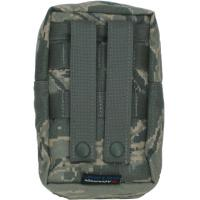 Utility Pouch, Vertical, MOLLE, ABU
