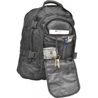 3 Day Jaunt expandable backpack w/ Hydration, Black