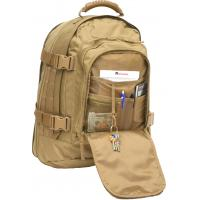 3 Day Jaunt expandable backpack w/ Hydration, Coyote