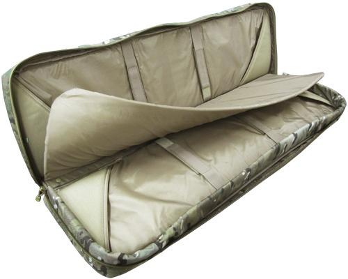 "36"" Double Rifle Case - Click Image to Close"