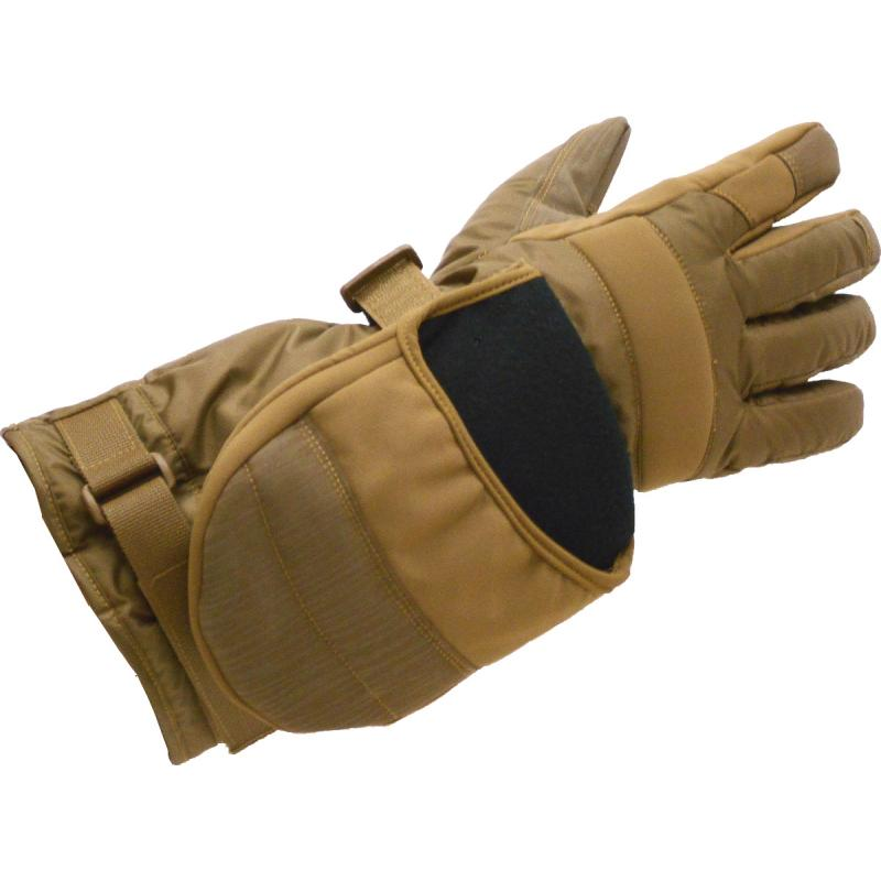 Siberian Glove / Mitten, Coyote - Click Image to Close