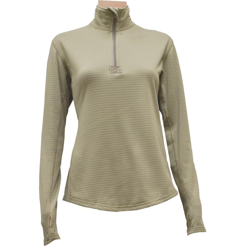 Women's Gen III Level 2 Zip Top - Click Image to Close