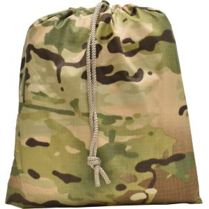 Poncho Stuff Bag, Multicam