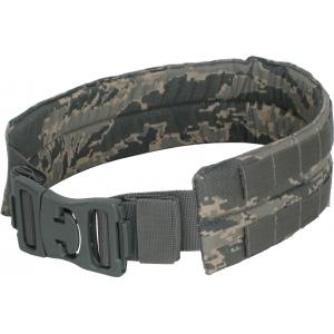 Padded belt with MOLLE Webbing. ABU