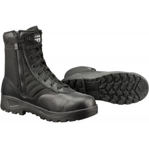 "Original Swat 9"" Side Zip Boot, Safety Toe PLUS, Black"