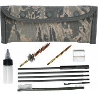 Gun Cleaning Kit for M4/M16, MOLLE, Snap, ABU