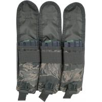 M16/M4/AR15 Ammo Pouch, (Holds 6 mags), MOLLE, ABU