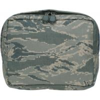 "Utility Pouch, Approx. 9W"" x 3D"" x 7H"", MOLLE, ABU"