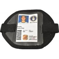 ID Armband Holder, Black