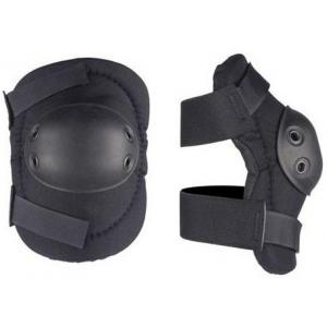 Flexible Tactical Elbow Pads, Black